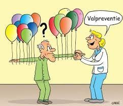 Valpreventie voor mantelzorgers & vrijwilligers